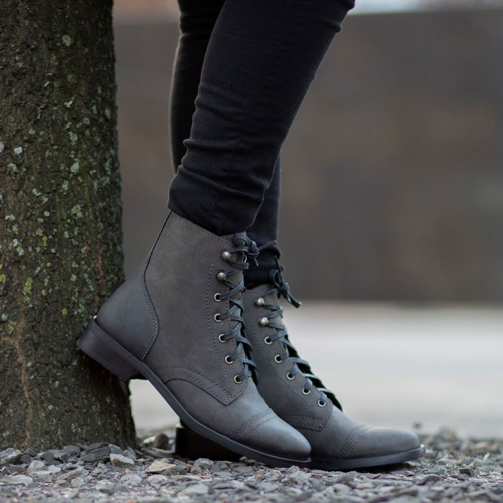 Thursday Women S Captain Boots Boots Vegan Boots Lace Up Boots