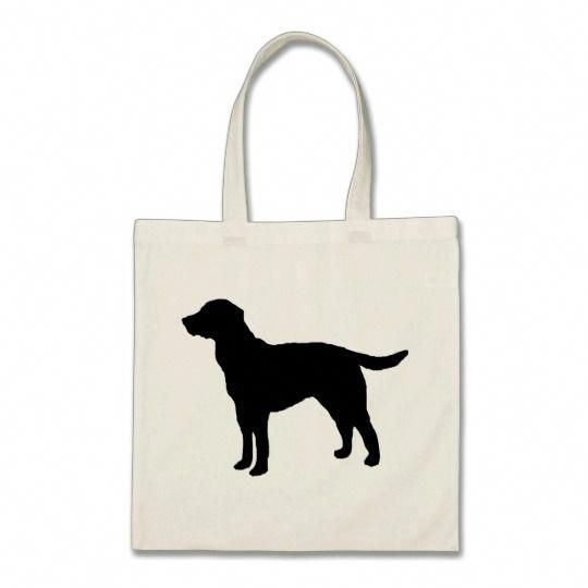 Labrador Chocolate Cotton Shopping Bag Gusset /& Long Handles Perfect Gift