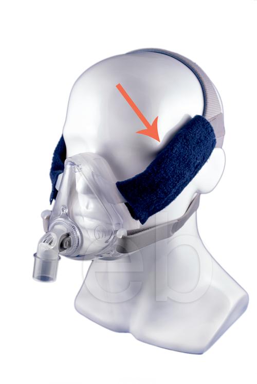 Cpap Headgear Comfort Pads 9110 Cpap Supplies Cpap Machines Cpap Masks Sleep Apnea Easybreathe Com Sleep Apnea Cure For Sleep Apnea Cpap Mask