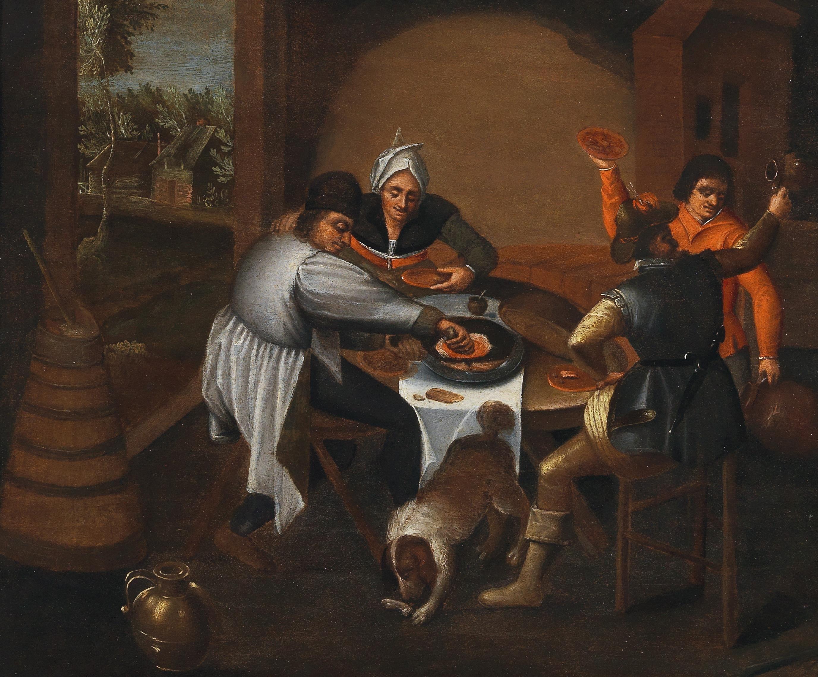 Marten van Cleve I (Dutch, 1527 - 1581) | Art, Painting, Art ...