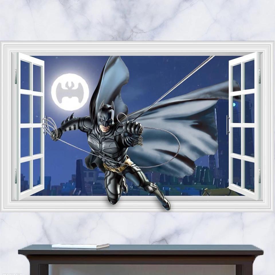 Best Batman: The Dark Knight Kids Room Wall Decals Wall 640 x 480