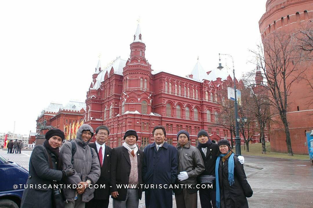 5 Tempat Wisata Menarik Di Rusia Turis Cantik Street