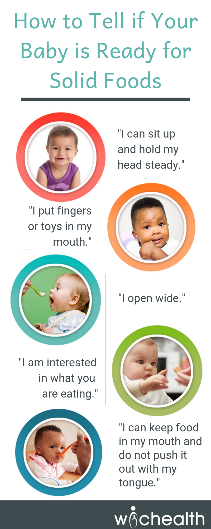 Am I Ready For A Baby : ready, Wondering, Ready, Solid, Foods?, Signs, Readiness, Ready,, Baby,, Health