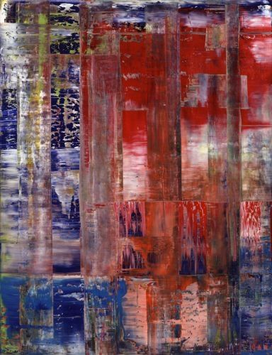 Gerhard Richter » Art » Paintings » Abstracts » Abstract Painting » 780-3