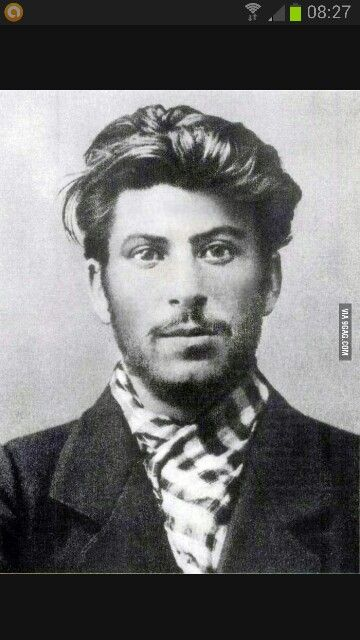 Young Stalin was a handsome fucker