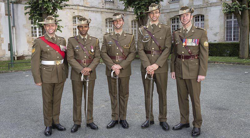 Australian army gets new service dress uniform army pics