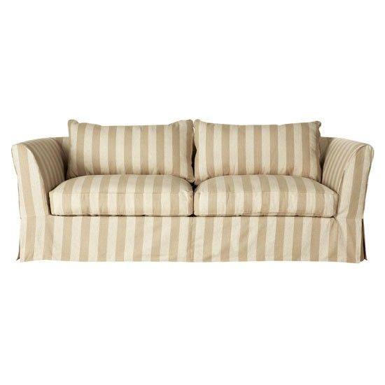 Hamilton 3 Seater Sofa From Oka | Decorating Trend | PHOTO GALLERY |  Country Homes And Interiors | Housetohome.co.uk