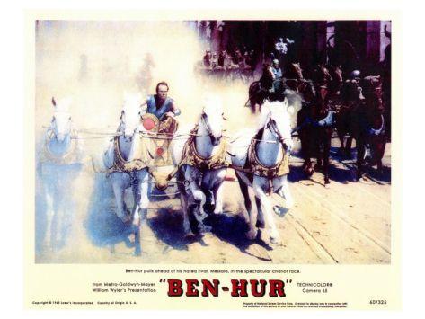 Ben-Hur, 1959 Art Print #benhur1959 Ben-Hur, 1959 #benhur1959