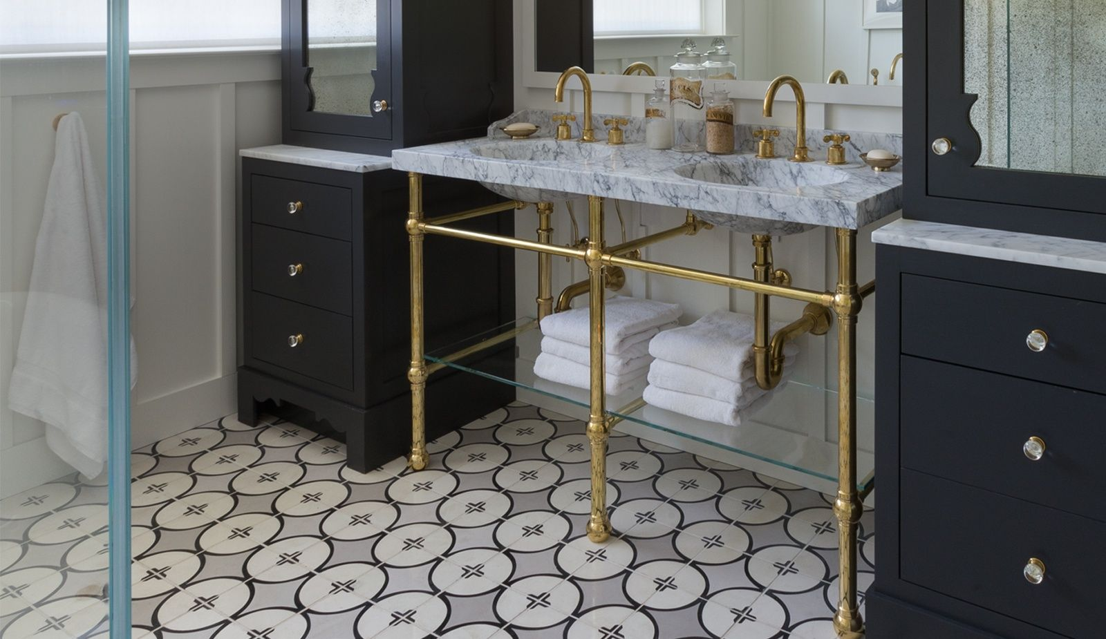 Cement Tile Installation Lookbook Cle