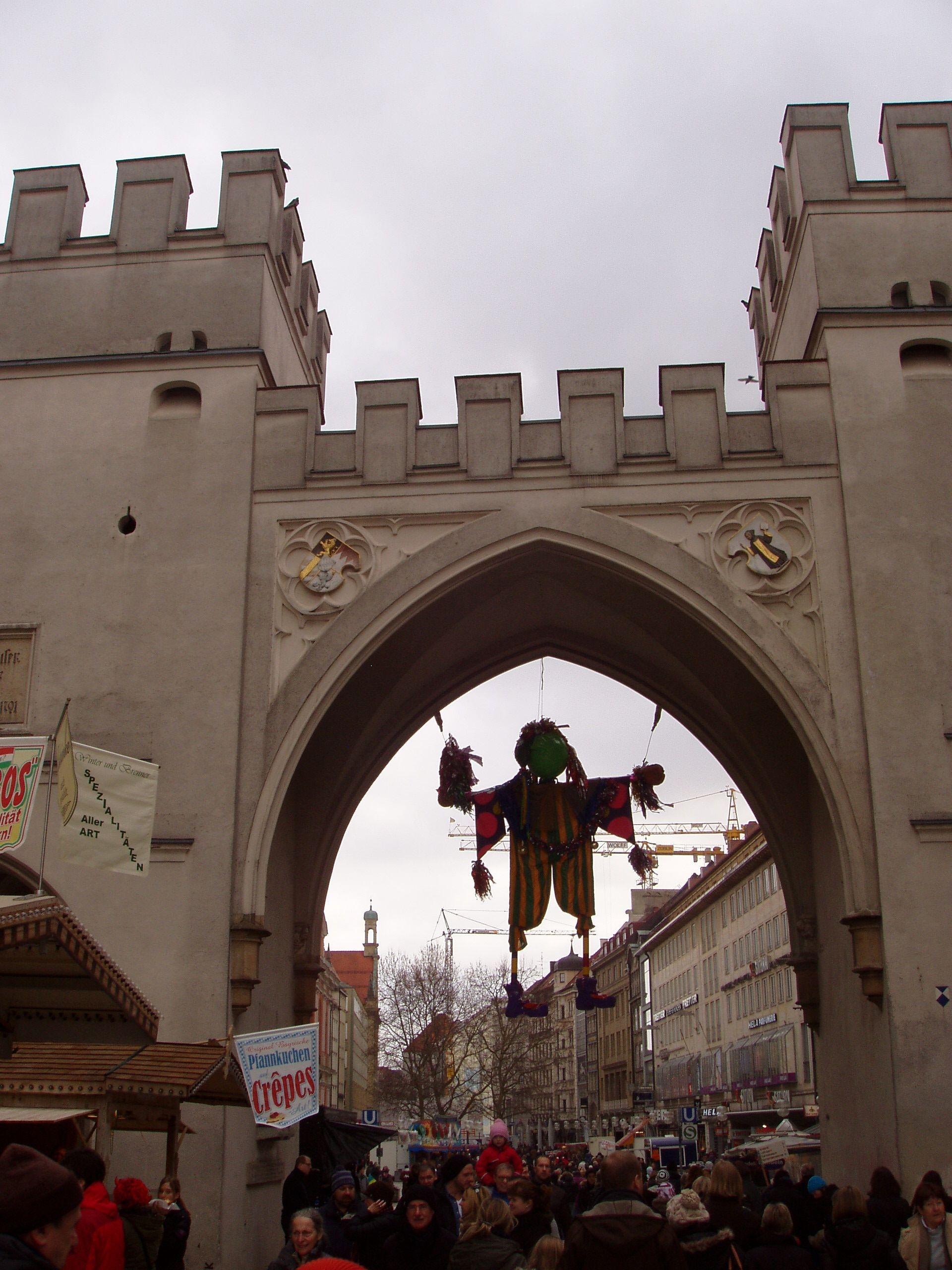 Karneval Muenchen Munich Fasching Endspurt Hotel münchen
