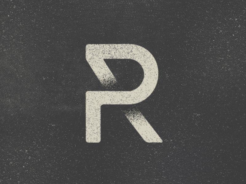 PR symbol | design :: identity | Pr logo, Logo design ...