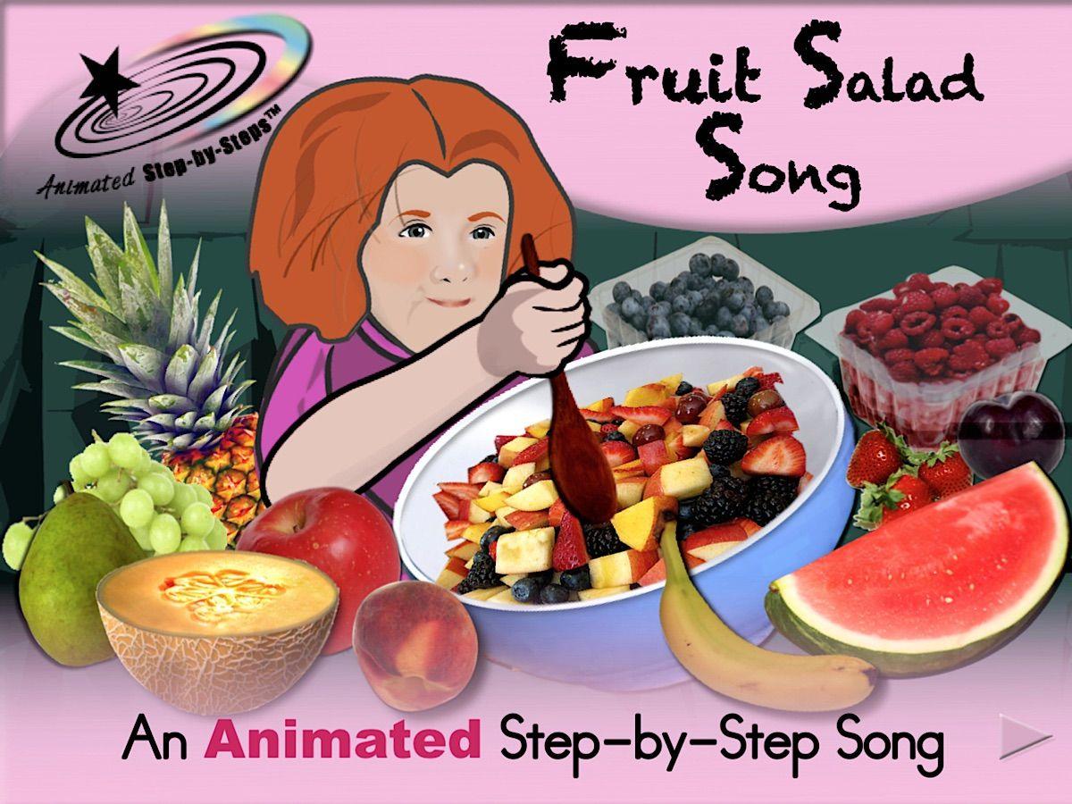 Watermelon Fruit Salad Song