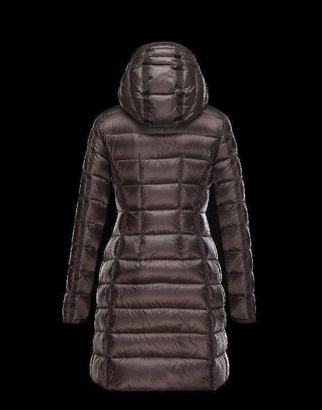 moncler hermine brown