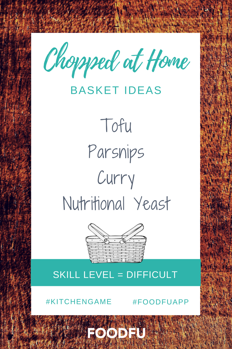 How to Play Chopped at Home including Basket Ideas | Basket ideas ...