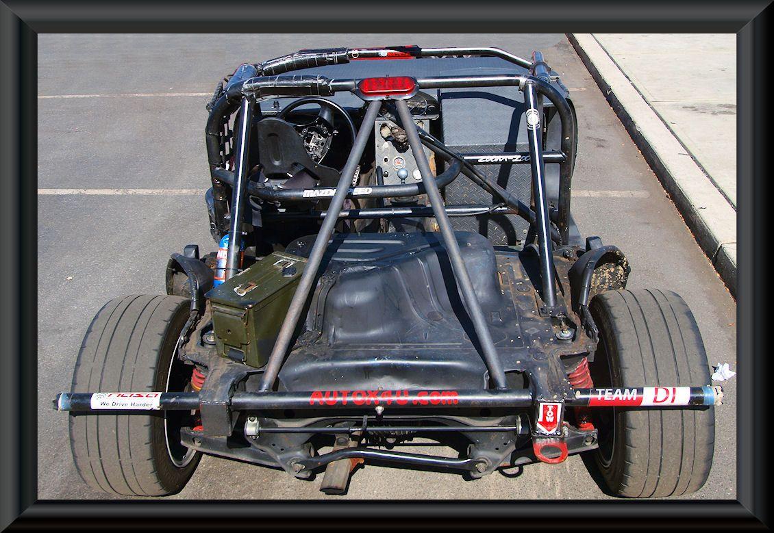 Chopped Miata rear Ideas Miata, Mazda miata, Miata mx5