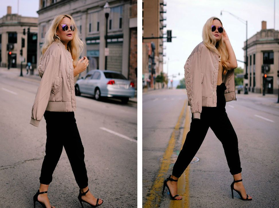 55ae80da6b7f vanessa-lambert-blogger-behind-what-would-v-wear-pregnant-wearing -a-bomber-jacker-and-jogger-pants_3