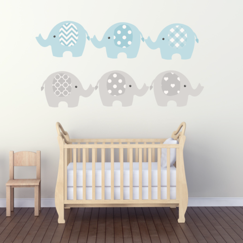 Baby Boys Decals Boys Room Decals Baby Room Stickers Baby Room Decals