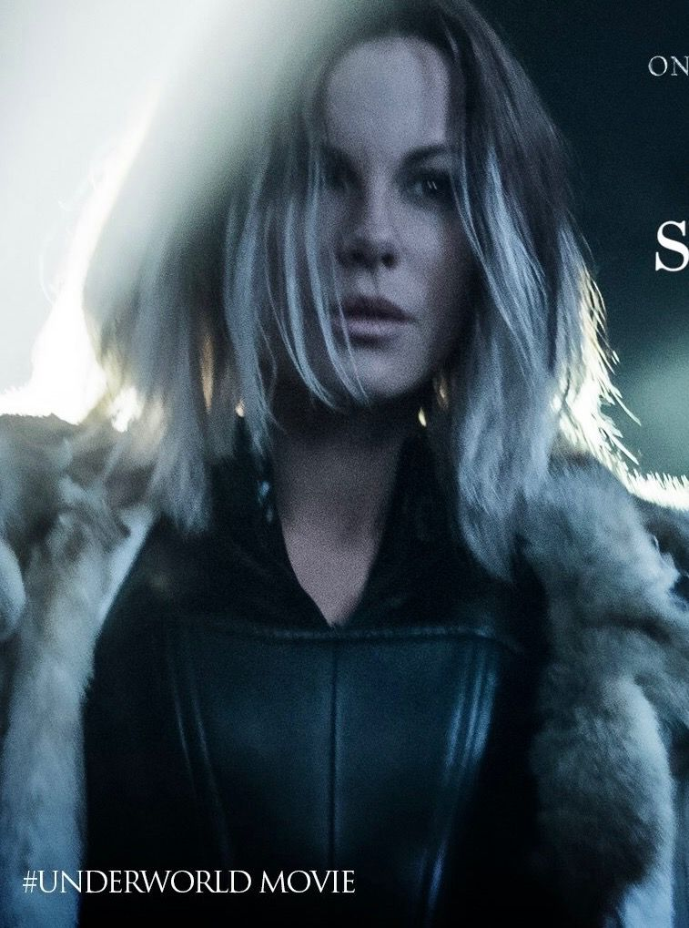Selene In Underworld Blood Wars Hair And Color Pinterest