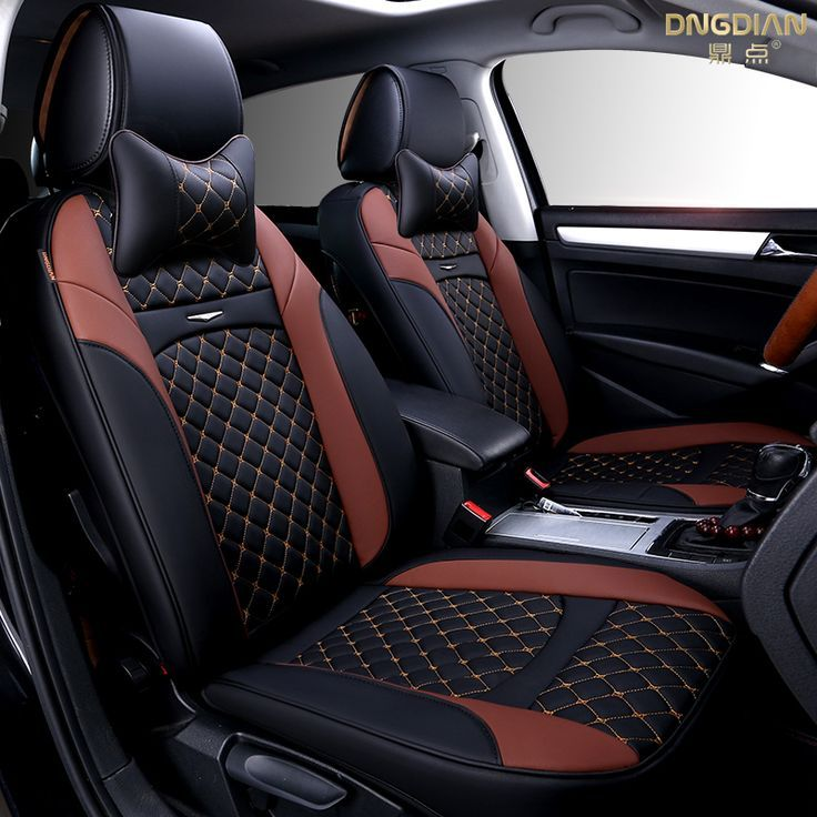 Awesome Toyota Camry 2017 New 6D Car Seat CoverSenior Leather