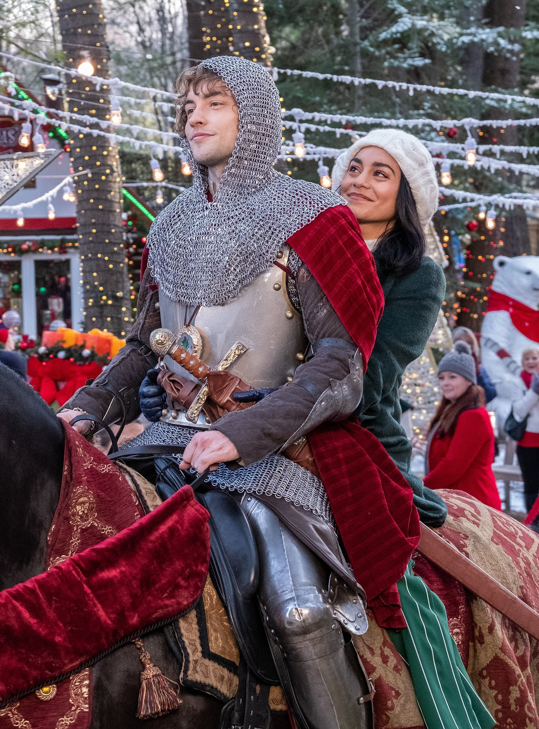 It S Beginning To Look A Lot Like Christmas On Netflix Romantic Christmas Movies The Knight Before Christmas Netflix Christmas Movies