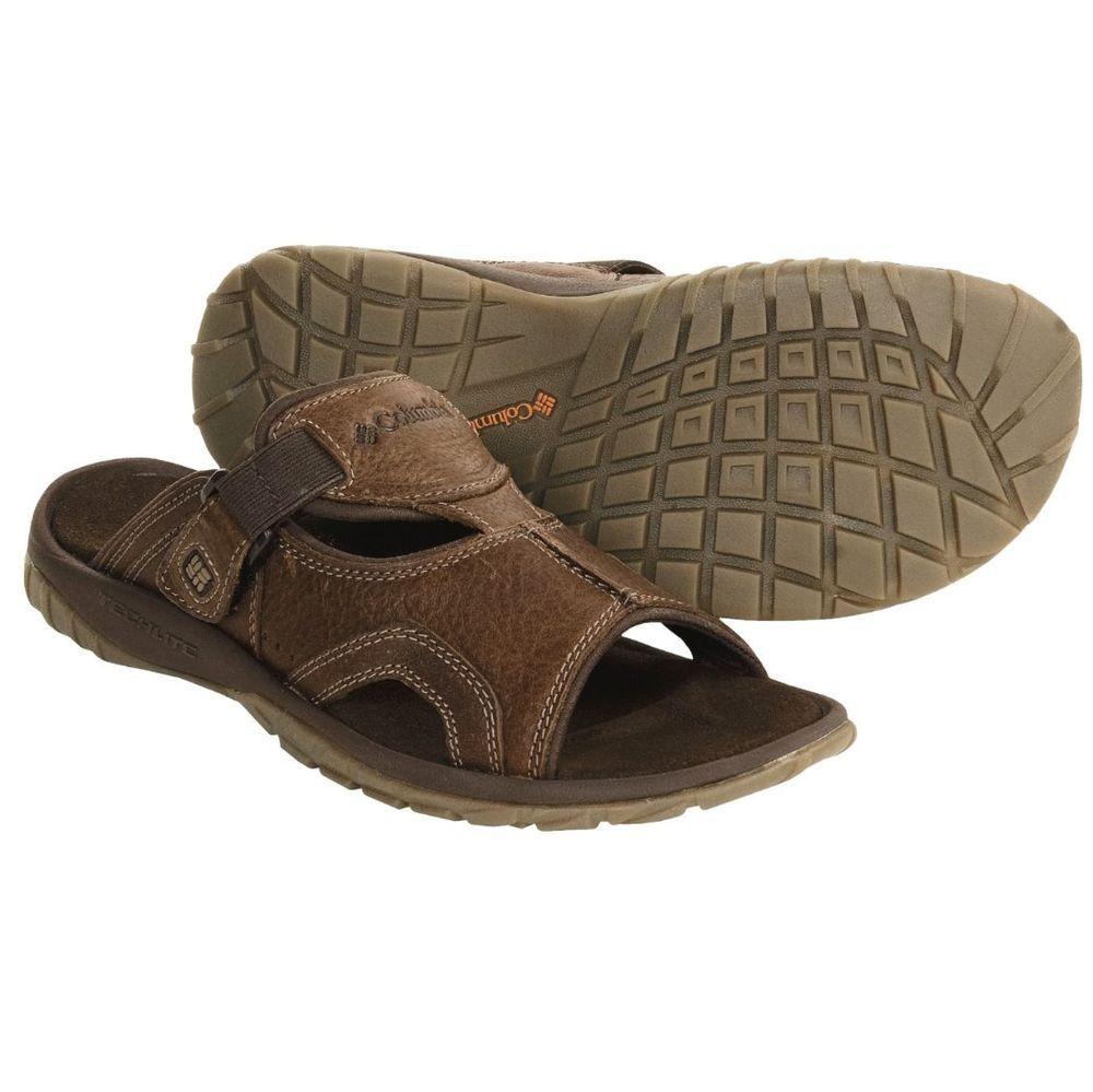 Slate Slide™ III Leather Sandal