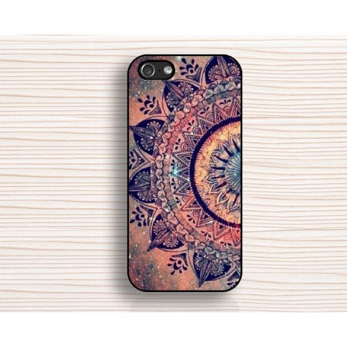 mandala iphone 6 cover,iphone 6 plus case,flower totem IPhone 5s case,top IPhone 5c case,mandala flower IPhone 5 case,mandala IPhone 4 case,art flower IPhone 4s case - IPhone Case