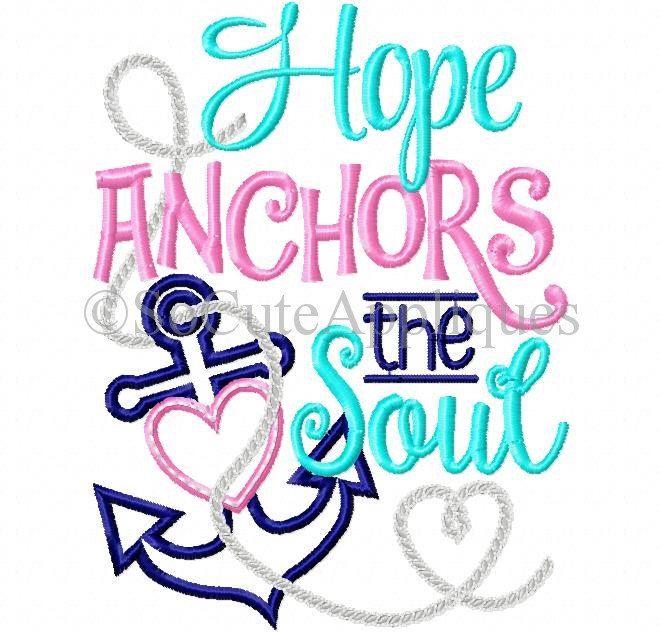 Faith Hope Love Embroidery Design | makaroka.com