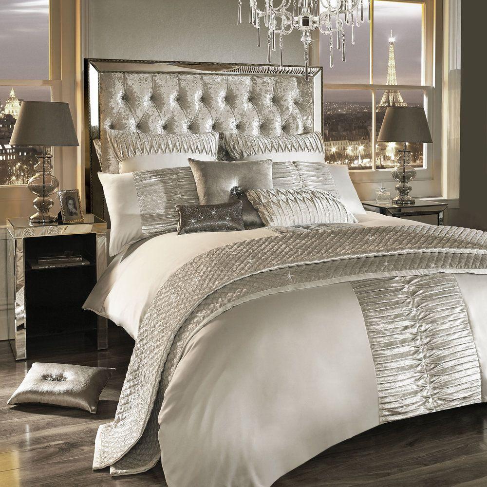 Atmosphere Bettbezug Elfenbein Master Bedroom Bed Duvet