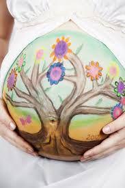 bodypaint embarazada - Buscar con Google