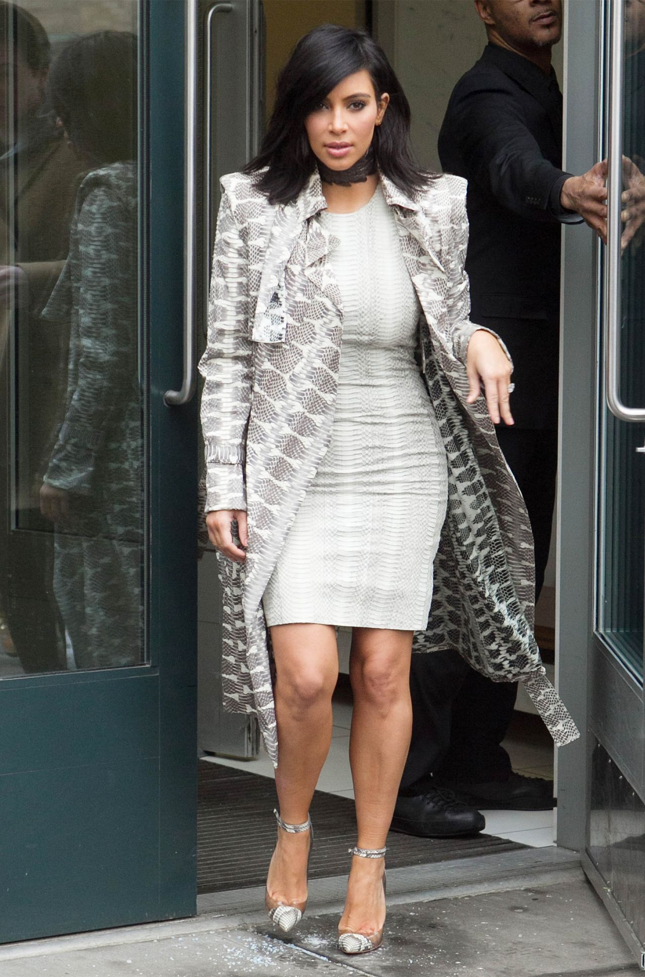 Watch Kim kardashian style new york city video