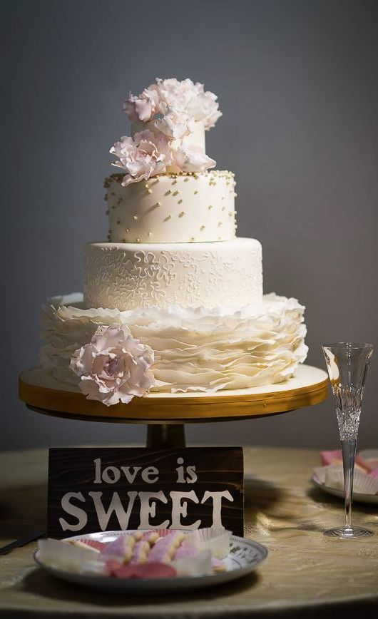 How Much Does A Wedding Cake Cost Wedding Cake Cost Wedding Cake Inspiration Wedding Cakes