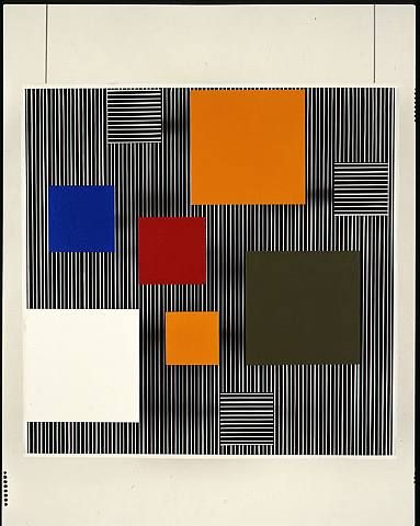 4)Yaacov Agam: Agam similarly constructed works that depended on the spectators' participation. He used musical terminology such as 'contrapuntal' and ' ...