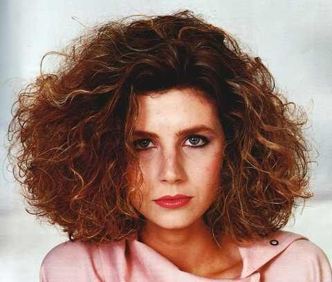 80s hairstyle 41 hair curly
