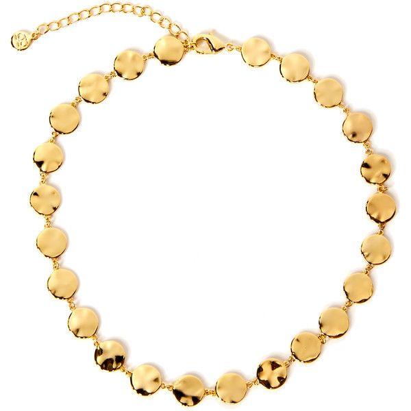 Sarah & Sebastian Lucid 9-karat Gold, Diamond And Pearl Choker