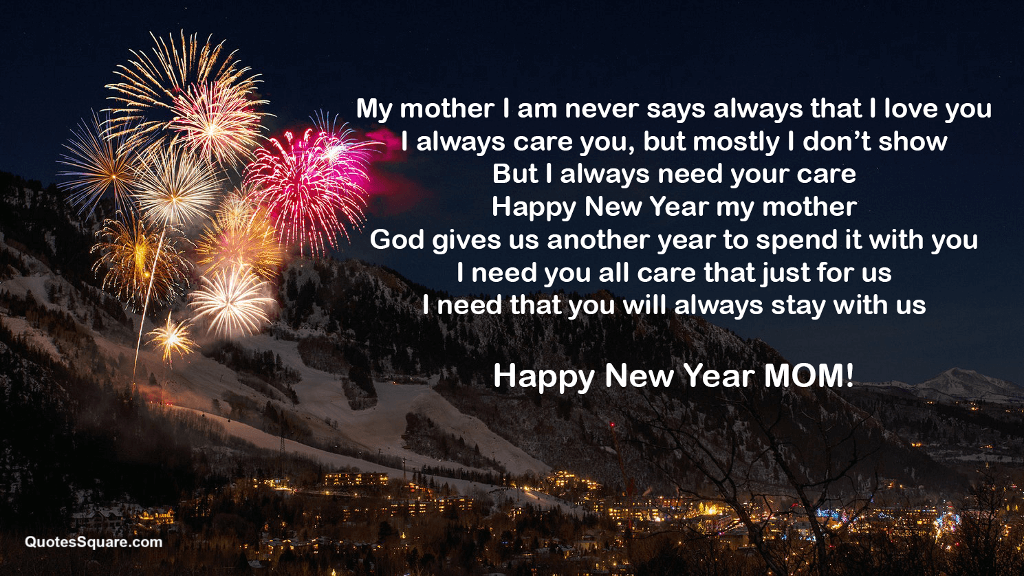 25 Happy New Year 2021 Wishes For Parents Mother Father New
