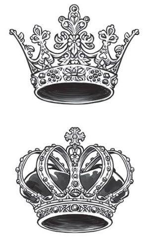 Couronne Queen 5