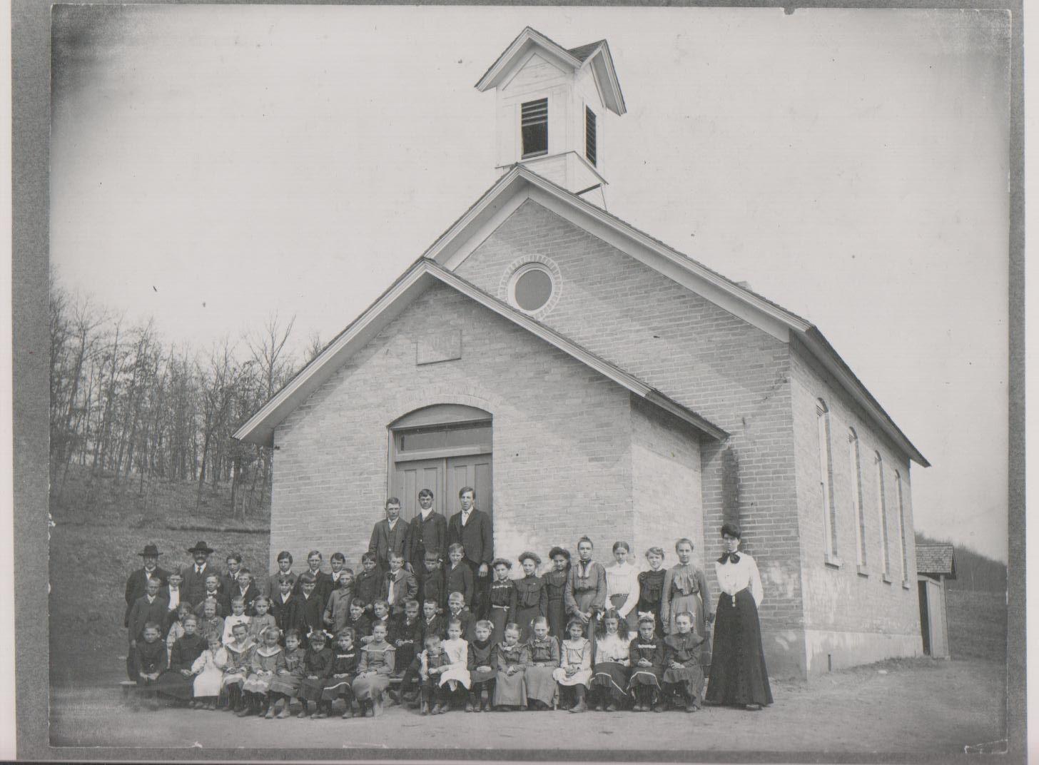 Home history museum school board history