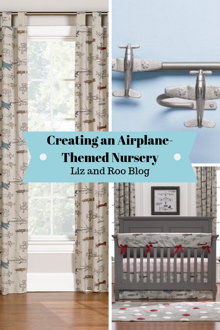 Airplane Nursery Theme