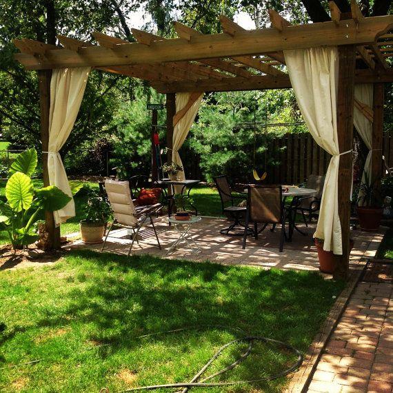 Pergola Plans Complete To Build, Garden Treasure Pergola