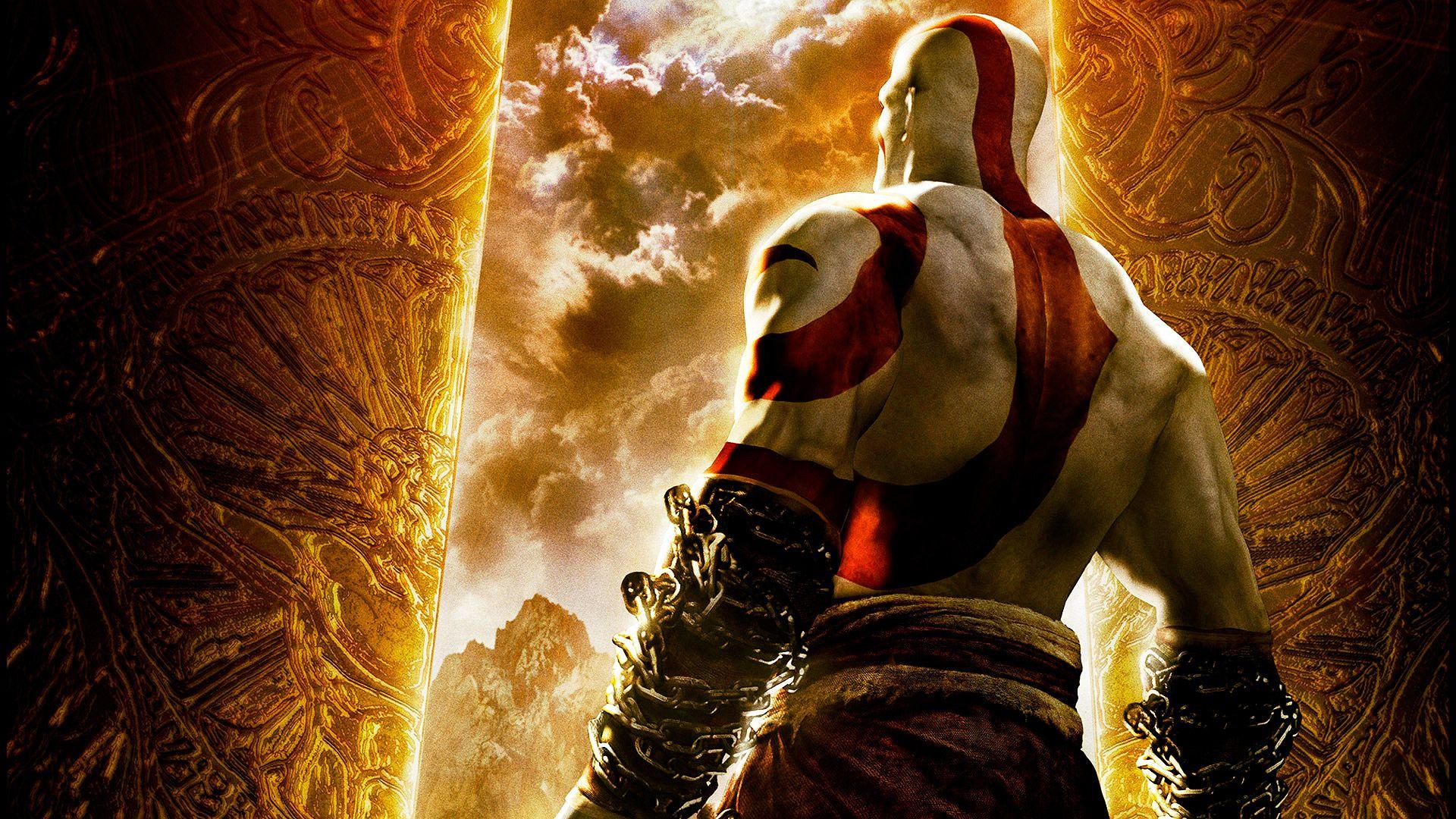 God Of War 3 Kratos Wallpaper Photo 8mk Kratos God Of War