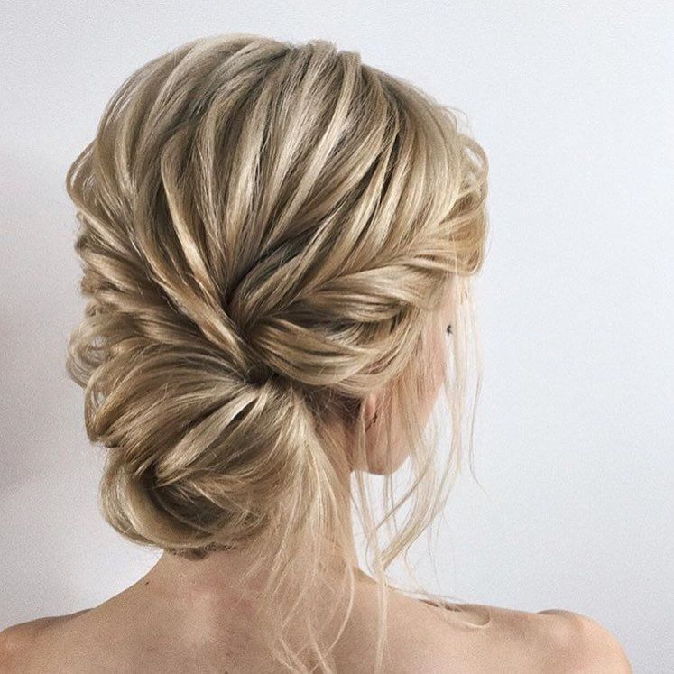 Best Hairstyle For Asian Updo Detail And Weddings