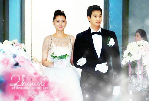 Wedding | Jun Ji Hyun 전 지 현 | Jun ji hyun, Kdrama, Cute
