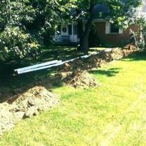 diy drainage solutions backyard in 2020 | Backyard ...