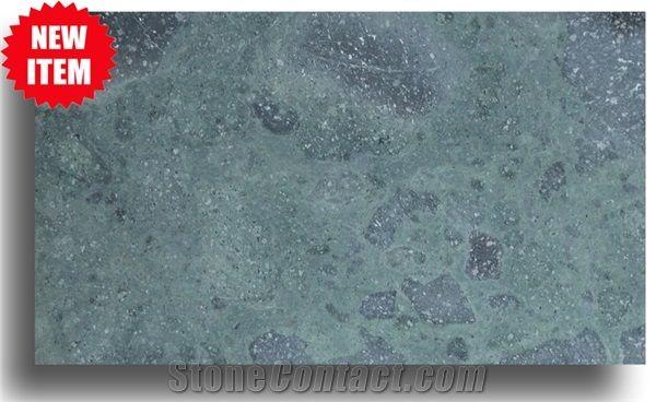 Indonesia Green Basalt Stone Green Basalt Tiles Basalto Green