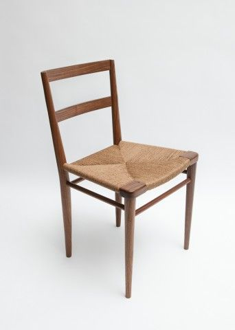 DCA400 U2013 Hand Woven Rush Seat Dining Chair By Smilow Furniture |  ReGeneration