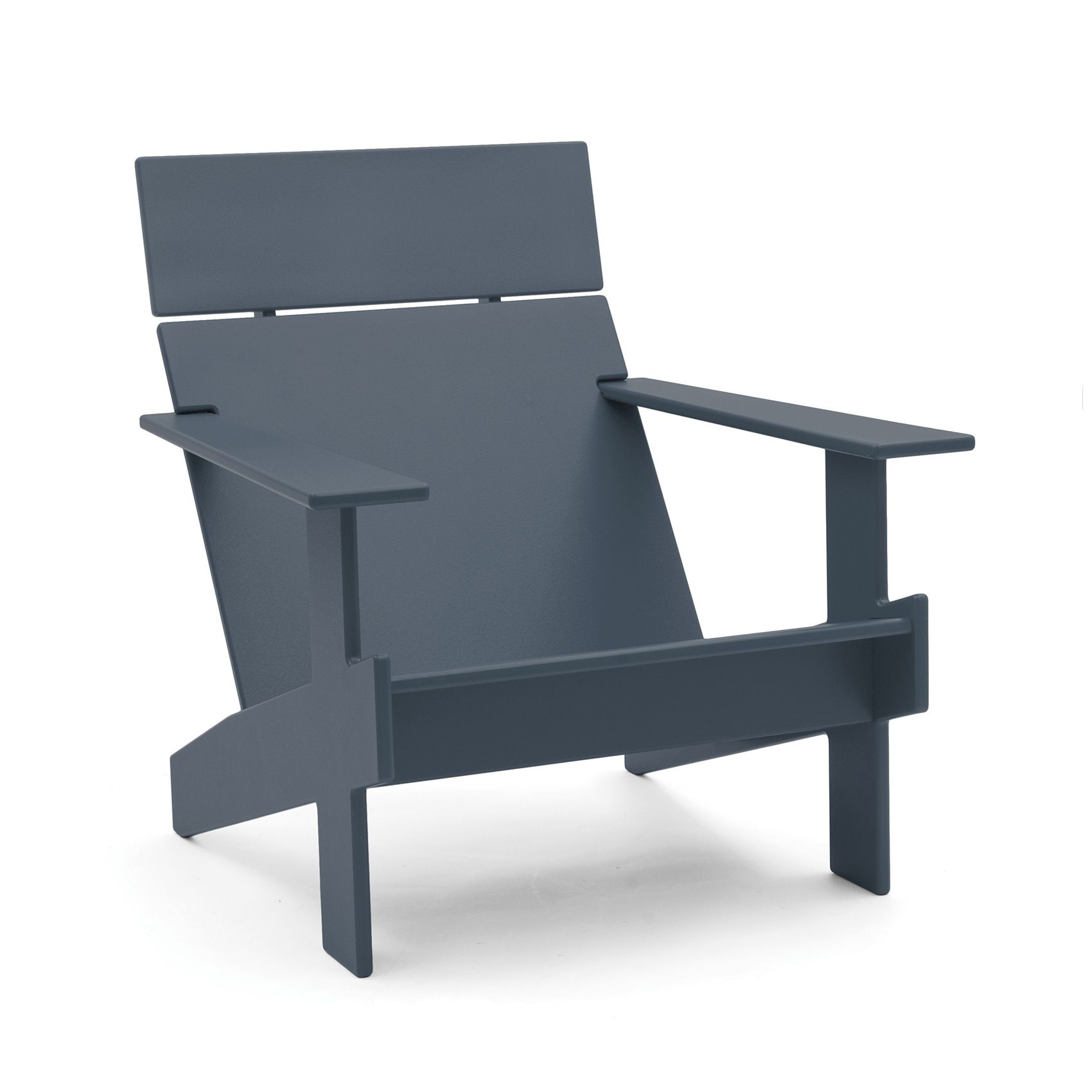 Loll Designsu0027 Namesake Chair, The Lollygagger Lounge Is An Outdoor Patio  Chair That Redefines