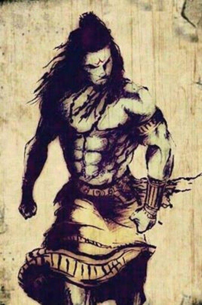 35936 Download Wallpaper Lord Shiva Hd Clean Tattoo Shapes 678x1020