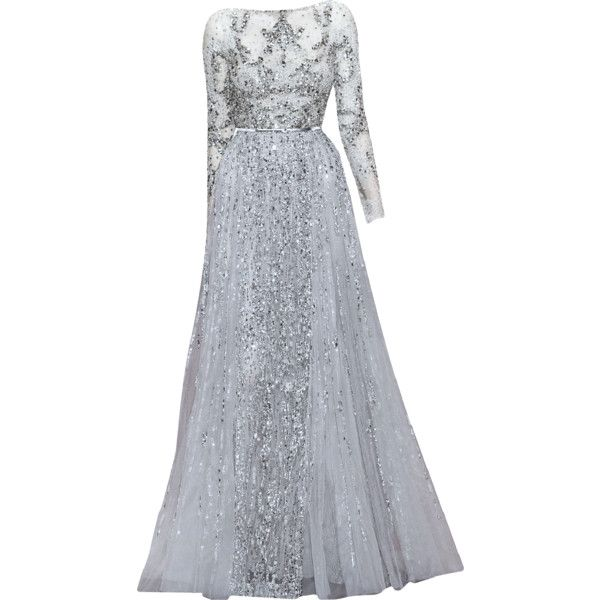 edited by mlleemilee ❤ liked on Polyvore featuring dresses, gowns, long dresses and vestidos