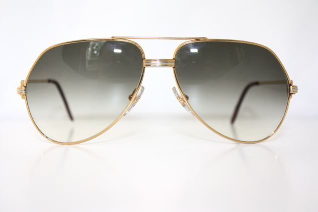 25fa8f411 Cartier Vendome Louis Cartier Sunglasses | Men's Fashion/Dream ...