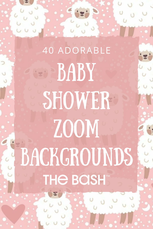 Bridal Shower Virtual Background